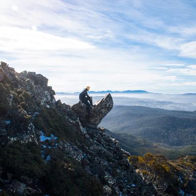 hartz mountain tasmania