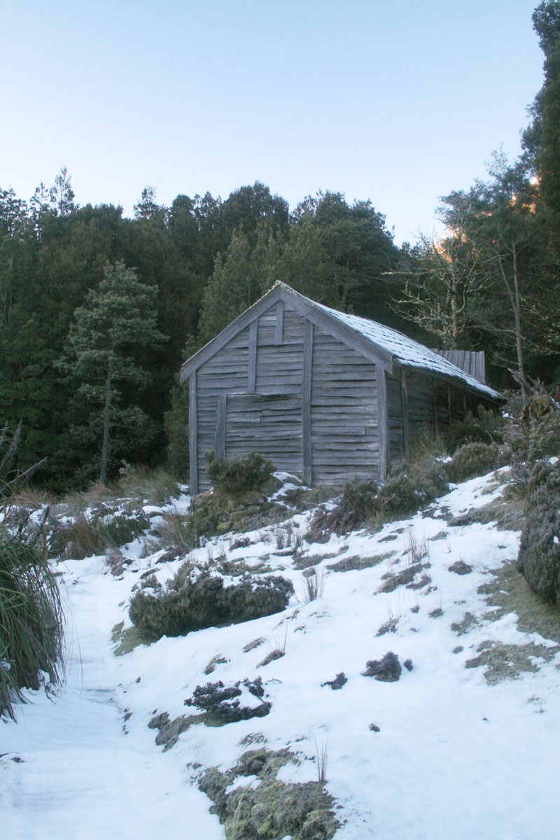 overland track in winter - For the Love of Outdoors
