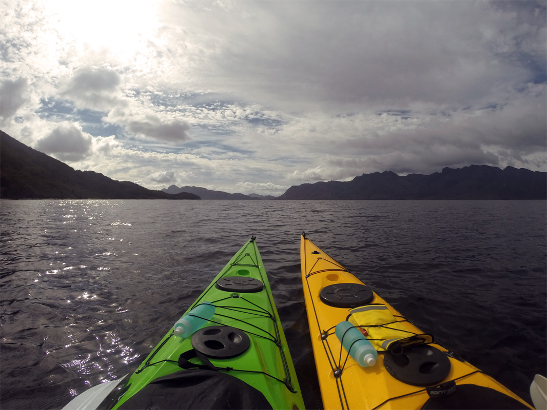 Kayaking Lake Pedder Tasmania - For the Love of Outdoors