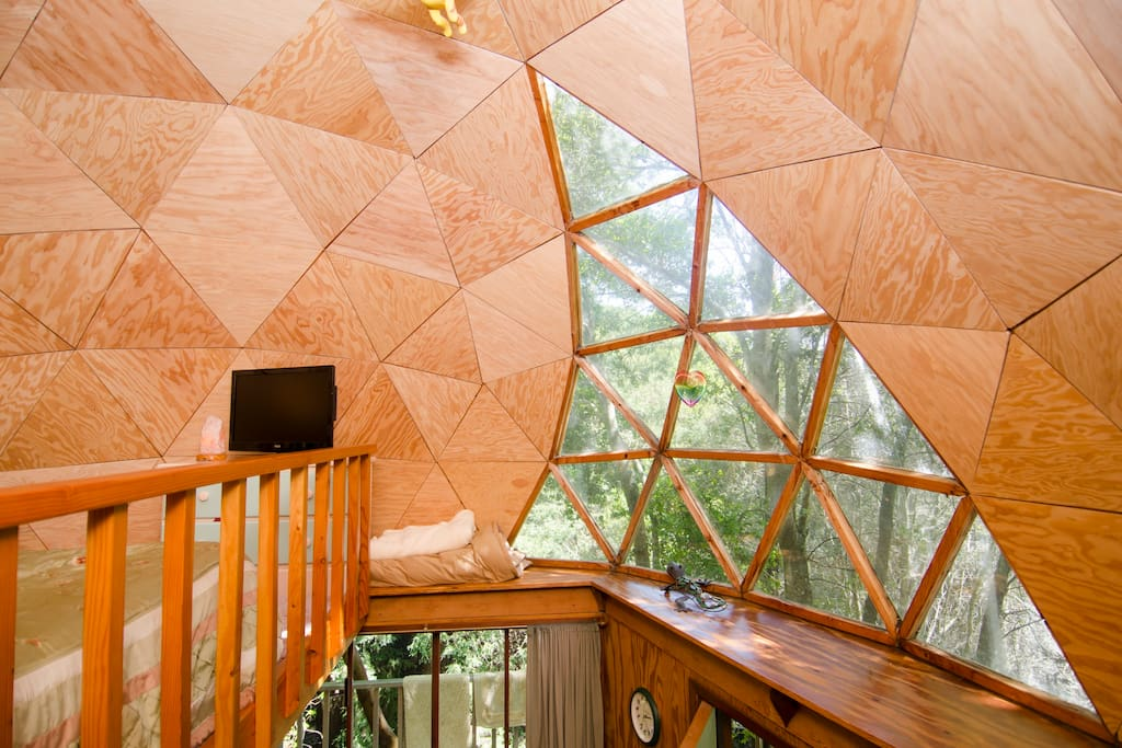 8 Dome Cabins and Tents - Mushroom Dome AirBnB California