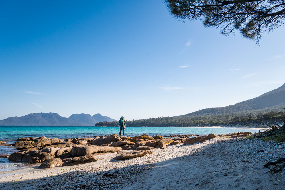 Freycinet Peninsula Circuit - Coastal Multi Day Hike - Tasmania, Australia - For the Love of Outdoors