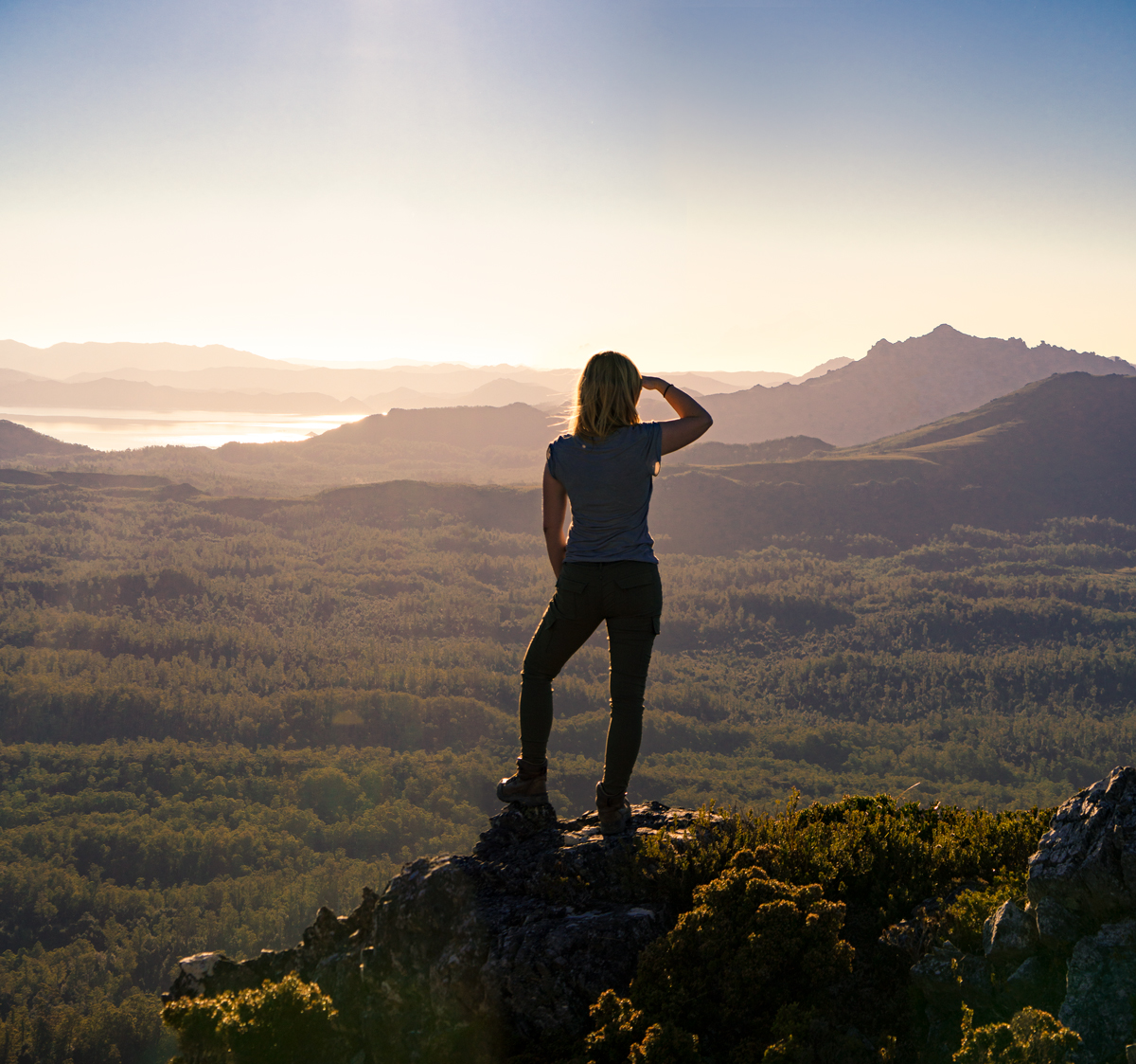 Hiking the Needles Tasmania - For the Love of Outdoors
